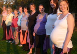 Pregnancy exercise in Leicestershire