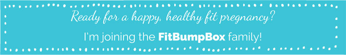 I'm joining the FitBumpBox family