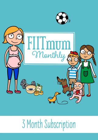 FIITMUM Monthly 3 month subscription