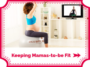 Keeping Mamas-to-be Fit